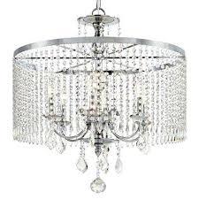large black drum chandelier 6 light polished chrome chandelier with crystal dangles rectangular chandeliers for dining room
