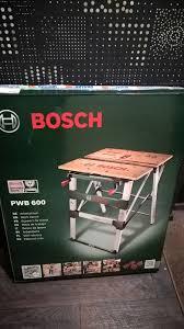 <b>Верстак BOSCH PWB 600</b> (0.603.B05.200) — купить в интернет ...