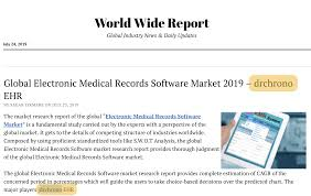 A Great Mention About Drchrono In Global Electronic Medical