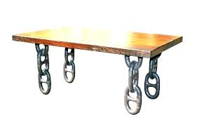 cast iron coffee table wrought iron legs cast iron coffee table legs desk vintage industrial french