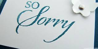 sorry wallpapers hd