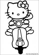 hello kitty color sheets. Fine Color Hello Kitty Coloring Pages 60 Pictures To Print And Color  Last Updated  October 24th For Color Sheets