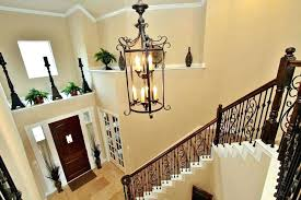large foyer chandelier image of rustic lighting crystal chandeliers 2 story modern