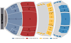 Buell Theater Seating Chart The Buell Theatre Denver Tickets Schedule Seating