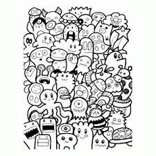 Leuk Voor Kids Doodles Kleurplaten