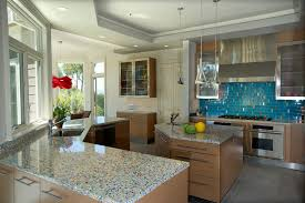 ausgezeichnet glass countertops for kitchens cost recycled kitchen contemporary with bay area before