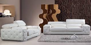 White Modern Leather Sofa Set Latest Design 2018 2019 SofakoeInfo