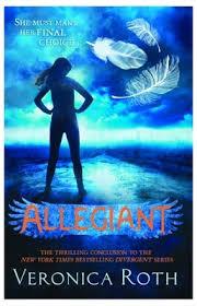 divergent 3 allegiant by veronica roth
