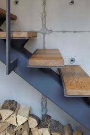 Stair Finishes Pictures Stairs Design Idea Combine Wood And Metal For A Warm Industrial