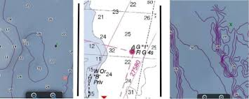 Fishing Friday The Best Electronic Charts C Map Vs