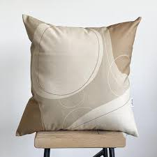 cotton cushion cover contemporary style