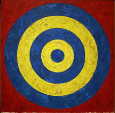 target 1958 by jasper johns as reproduced in our phaidon focus book