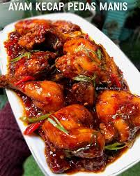 Apalagi dimakan sama kuah sop atau kuah bayam dijamin semakin. 15 Resep Ayam Pedas Spesial Enak Sederhana Dan Praktis Brili