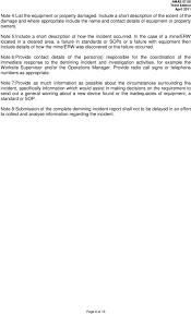 Amas Demining Accident Investigation Third Edition April Pdf