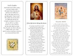 Obituary Cards Sample Obituary Program Sample Obituary Template ...