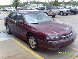 2001 Chevrolet Impala LS related infomation,specifications - WeiLi ...