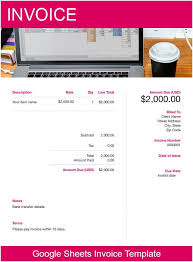 vertex invoice template google sheets template free download send in minutes