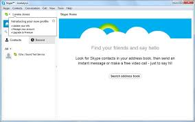 making skype account skype 2011 setting up skype