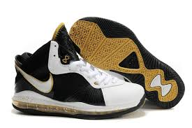 lebron 8 shoes. lebron james viii black with white gold shoes,95 james,uk store 8 shoes p