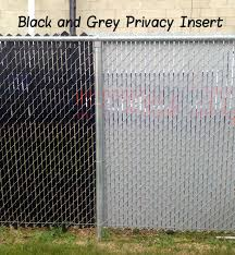 black chain link fence with privacy slats. Unique Link Chain Link Options PVC Privacy Slats  Inside Black Fence With Privacy Slats I