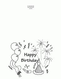 printable kid birthday cards birthday card coloring page birthday coloring pages free printable