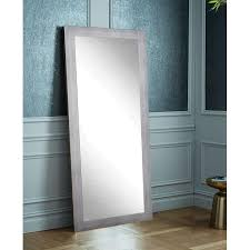 silver floor mirror. American Value Mirrors Muted Cool Silver 32 X 65.5 - Inch Floor Mirror Free Shipping Today Overstock 22759496
