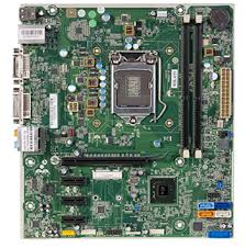 hp pavilion slimline 400 034 desktop pc product specifications image of motherboard