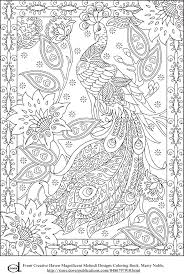 Coloring Pages Ideas Royalty Free Coloring Pages For Adults Peacock