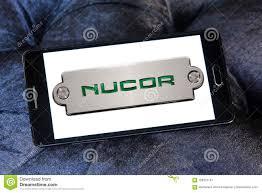nucor steel corporation logo editorial photography ilration of posco logotype 108327157