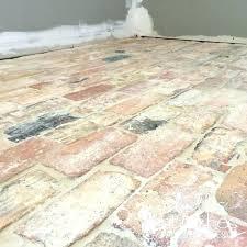 brick pavers for interior floors medium size of porcelain brick tile brick paver flooring faux brick