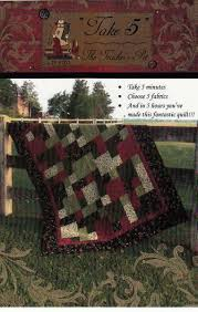Best 25+ King size quilt ideas on Pinterest | Quilt sizes, King ... & PATTERN: TAKE FIVE Baby Quilt pattern to King size by WeDoQuilts Adamdwight.com