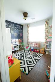 I finished this room back in December but the BLOG POST for the Playroom  Reveal is finally here haha, Hooray!