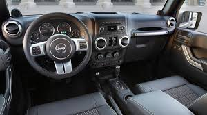 jeep wrangler 2014 interior. Exellent Wrangler 1 Of 8The 2014 Jeep Wrangler Freedom Edition Is Slathered In Decals From  Front To Back On Interior