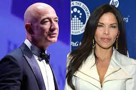 Jeff Bezos, Lauren Sanchez haven't seen ...