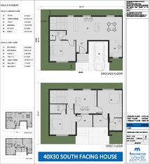 floor plan floor plan 40x30 north facing house