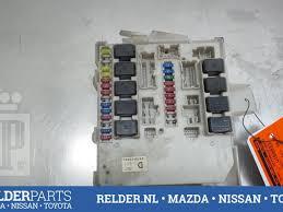 used nissan pathfinder r dci v x fuse box bebc fuse box from a nissan datsun pathfinder r51 2 5 dci 16v 4x4 2007