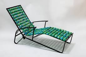 pool lounge chairs. Stackable Outdoor Chaise Lounge Chairs Pool Furniture Clearance Blue 2