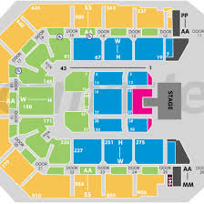 Spark Arena Seating Chart About The Arena Spark Arena About The Arena