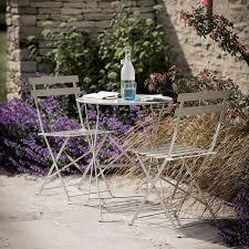 painting metal garden furniture real