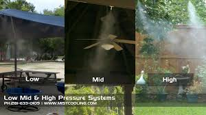 if you re planning to install a mist system in your backyard this summer and are ping around to evaluate your choices