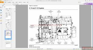 cat c12 ecm wiring diagram cat wiring diagrams caterpillar maintenance parts manuals4 cat c ecm wiring diagram caterpillar maintenance parts manuals4