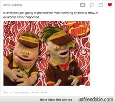 Mr Meaty | We Heart It | wtf, josh, and nickelodeon via Relatably.com