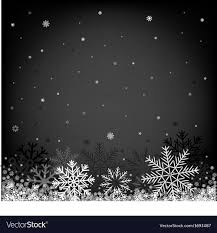 Black Blackground Christmas Black Background Royalty Free Vector Image