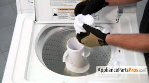 Top Load Washers With Agitators Washer Agitator Inner Cap Part Wpw10074580 How To Replace