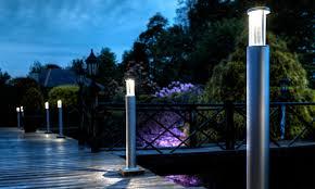 Driveway Light Fixtures Alexsullivanfund - Exterior bollard lighting