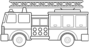 Small Picture Strikingly Inpiration Coloring Pages Fire Truck Free Printable
