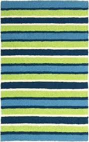 green and blue striped rug bold oceanic colors of lime navy teal make up the majority green and blue striped rug