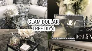 How To Decorate A Coffee Table Tray Coffee Table Dollar Tree Diy Home Decor Ideas Glam Mirror Coffee 63