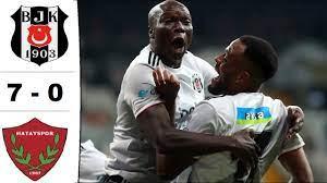 Beşiktaş Hatayspor Maç Özeti Ve Golleri İzle 7-0 Önemli Anlar Youtube Bein  Sport BJK Hatay Özet İzle, Golleri Kimler Attı? - Haber EA