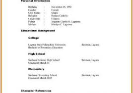 References Format Resume Resume References Template 33380 How To Writesumeferencesference